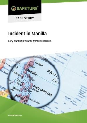 incident in manila