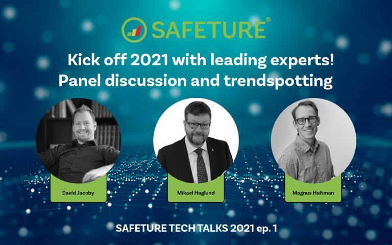 Safeture Tech Talks
