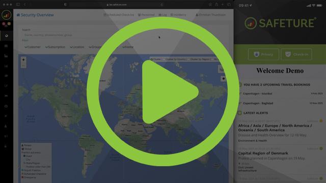 introcution video safeture