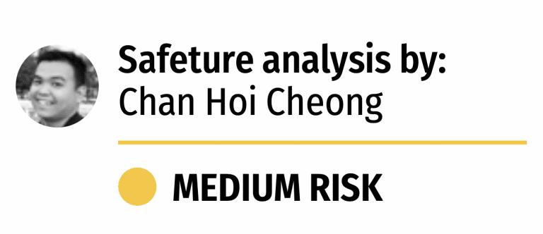 Safeture analysis september 11