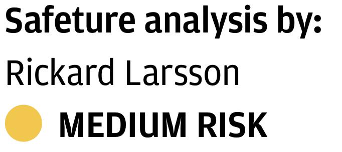 Safeture analysis Algeria Morocco
