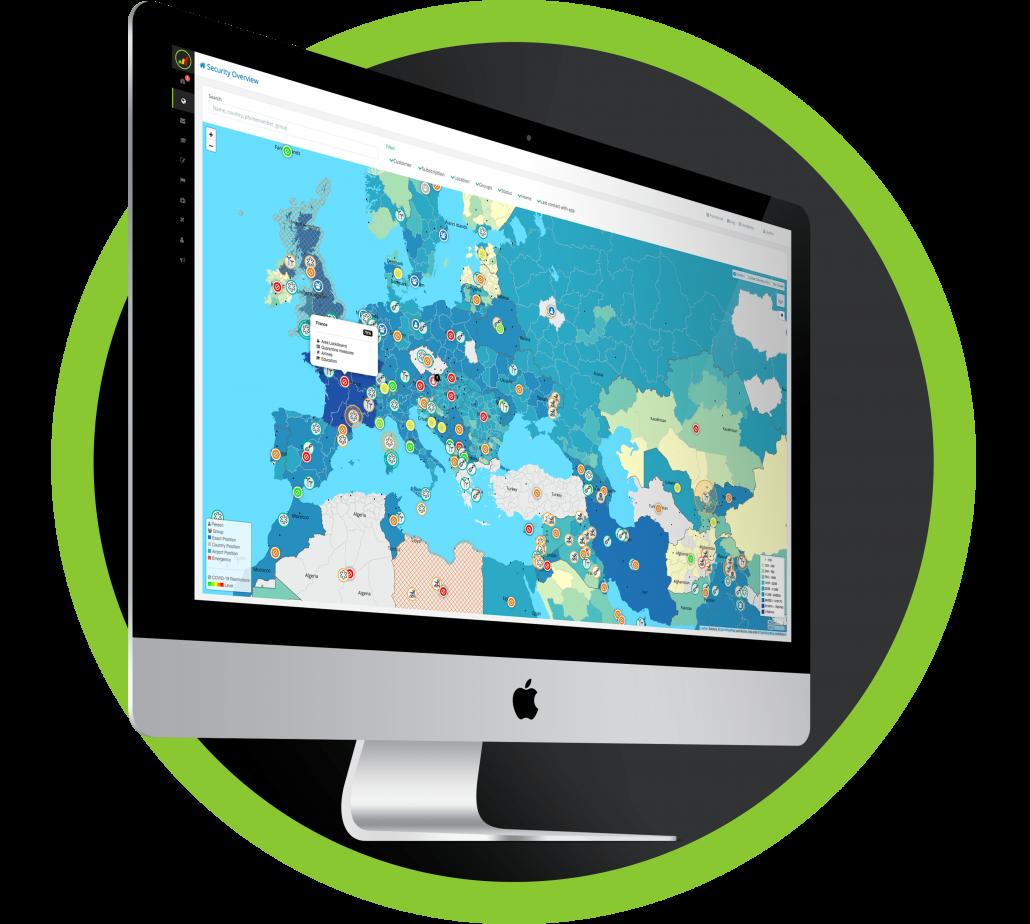 Safeture Admin Portal Frame