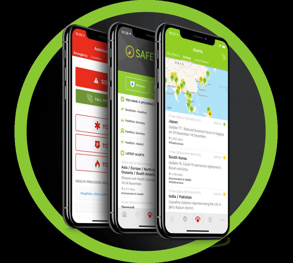 emergency alert app